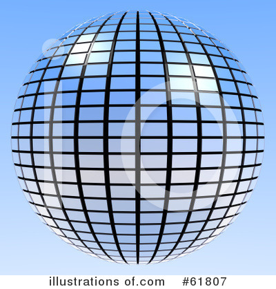 Disco Ball Clipart #61807 by ShazamImages