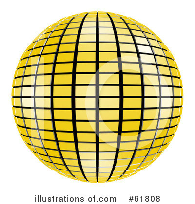 Disco Ball Clipart #61808 by ShazamImages