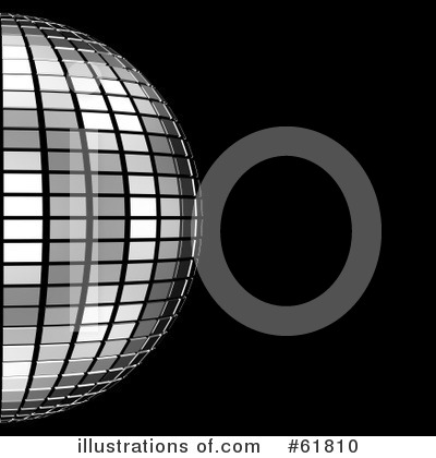 Royalty-Free (RF) Disco Ball Clipart Illustration by ShazamImages - Stock Sample #61810