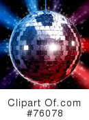 Disco Ball Clipart #76078 by Tonis Pan