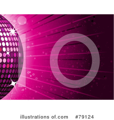Royalty-Free (RF) Disco Ball Clipart Illustration by elaineitalia - Stock Sample #79124