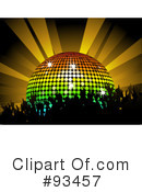 Disco Ball Clipart #93457 by elaineitalia