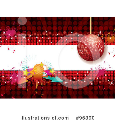Disco Clipart #96390 by MilsiArt