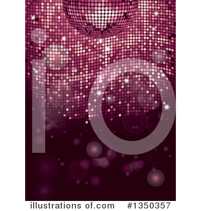 Disco Ball Clipart #1350357 by elaineitalia