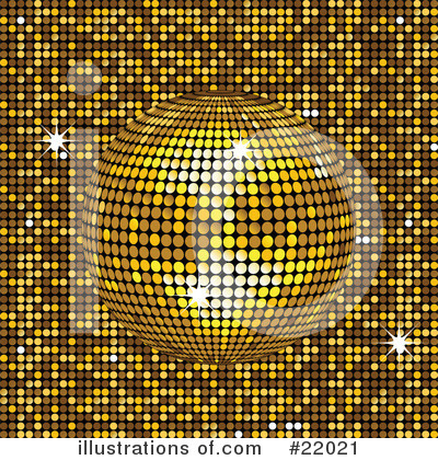 Disco Ball Clipart #22021 by elaineitalia