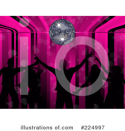 Disco Ball Clipart #224997 by elaineitalia
