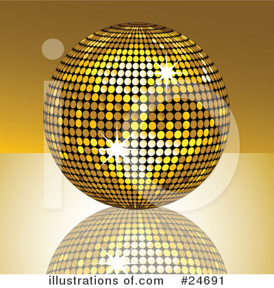 Disco Ball Clipart #24691 by elaineitalia