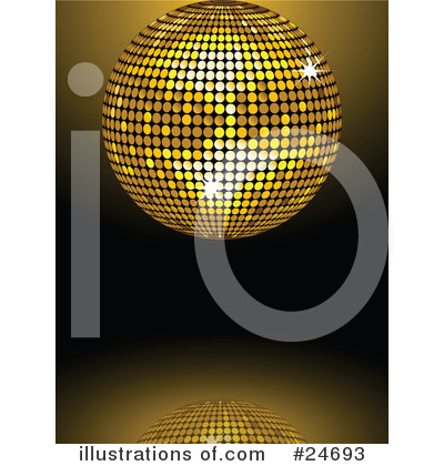 Disco Ball Clipart #24693 by elaineitalia