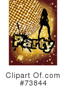 Disco Clipart #73844 by MilsiArt
