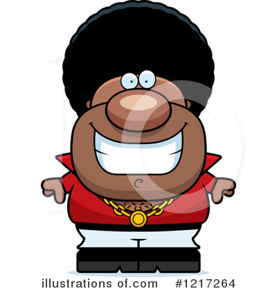 Black Man Clipart #1217264 by Cory Thoman