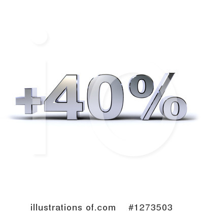 Royalty-Free (RF) Discount Clipart Illustration by Julos - Stock Sample #1273503