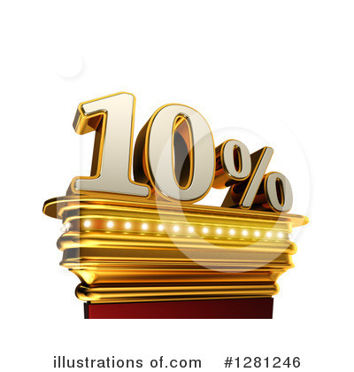 Royalty-Free (RF) Discount Clipart Illustration by stockillustrations - Stock Sample #1281246