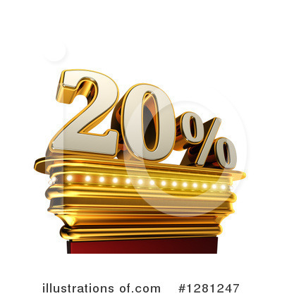 Discount Clipart #1281247 by stockillustrations