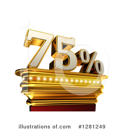 Gold Clipart #1281249 by stockillustrations