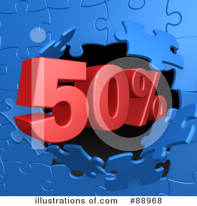 Percent Clipart #88968 by 3poD