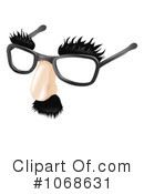 Disguise Clipart #1068631 by AtStockIllustration