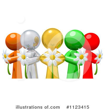 Orange Collection Clipart #1123415 by Leo Blanchette