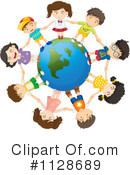 Diversity Clipart #1128689 by Graphics RF