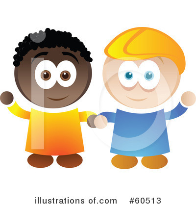 Royalty-Free (RF) Diversity Clipart Illustration by TA Images - Stock Sample #60513