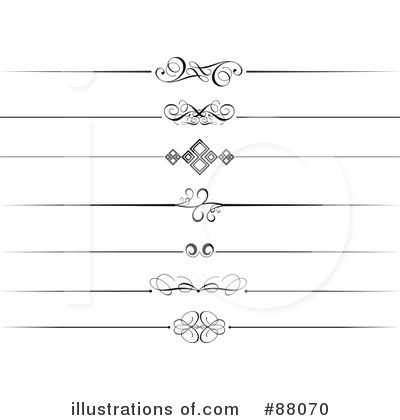 Dividers Clipart #88070 by KJ Pargeter