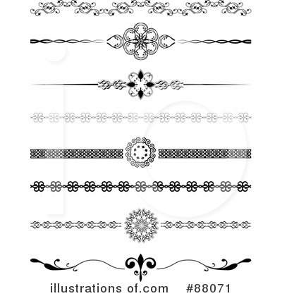 Dividers Clipart #88071 by KJ Pargeter