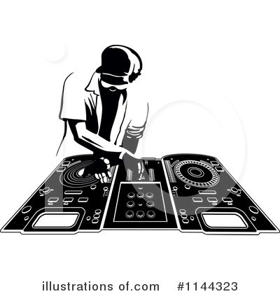 Music Clipart #1144323 by Frisko