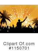 Royalty-Free (RF) Dj Clipart Illustration #1150701