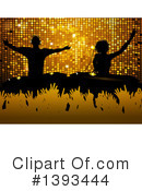 Royalty-Free (RF) Dj Clipart Illustration #1393444