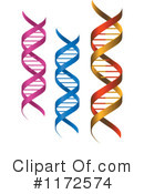 Dna Clipart #1172574 by Vector Tradition SM