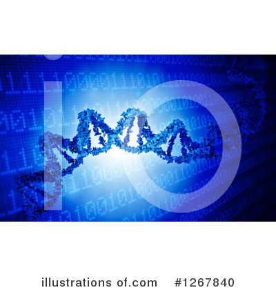Dna Clipart #1267840 by Mopic