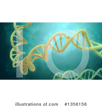 Royalty-Free (RF) Dna Clipart Illustration by Mopic - Stock Sample #1356156