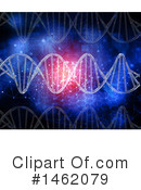 Dna Clipart #1462079 by KJ Pargeter