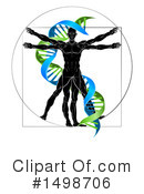 Dna Clipart #1498706 by AtStockIllustration
