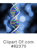 Dna Clipart #82370 by KJ Pargeter