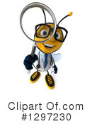 Doctor Bee Clipart #1297230 by Julos