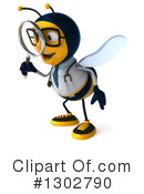 Doctor Bee Clipart #1302790 by Julos