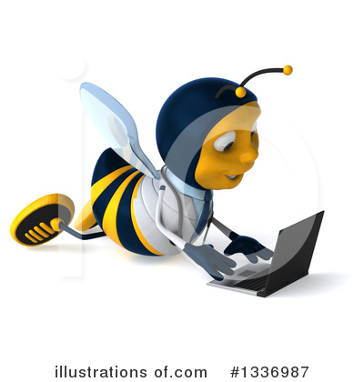 Doctor Bee Clipart #1336987 by Julos