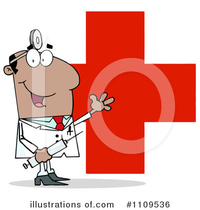 Doctor Clipart #1109536 by Hit Toon