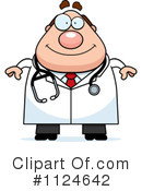Doctor Clipart #1124642 by Cory Thoman
