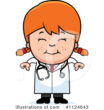 Doctor Clipart #1124643 by Cory Thoman