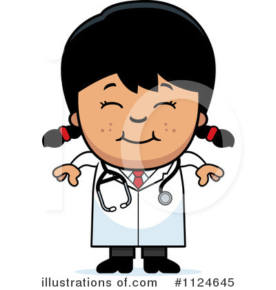 Doctor Clipart #1124645 by Cory Thoman