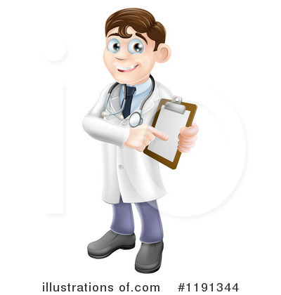 Veterinarian Clipart #1191344 by AtStockIllustration