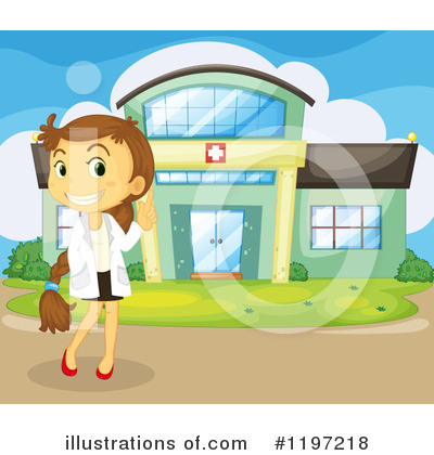 Nurse Clipart #1197218 by Graphics RF