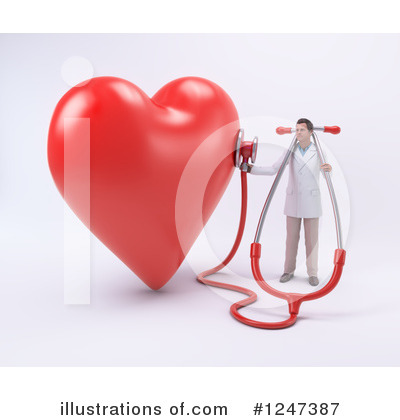 Heart Clipart #1247387 by Mopic