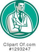Doctor Clipart #1293247 by patrimonio