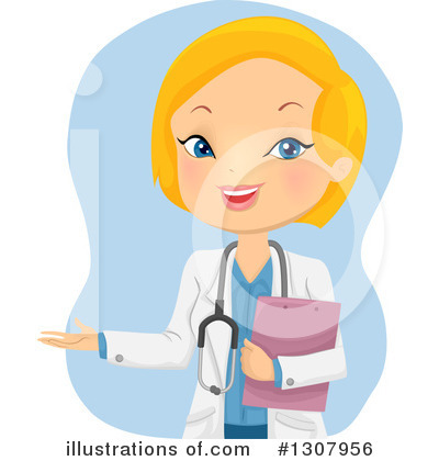 Doctor Clipart #1307956 by BNP Design Studio