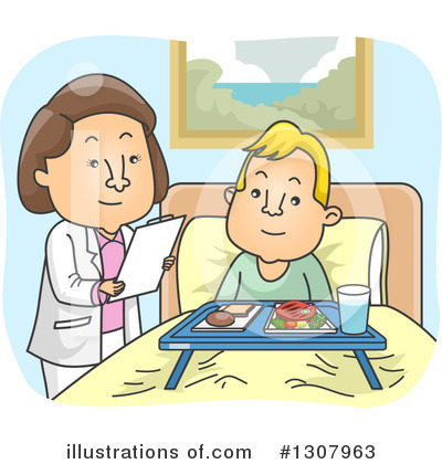 Hospital Clipart #1307963 by BNP Design Studio