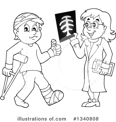 Medical Clipart #1340808 by visekart