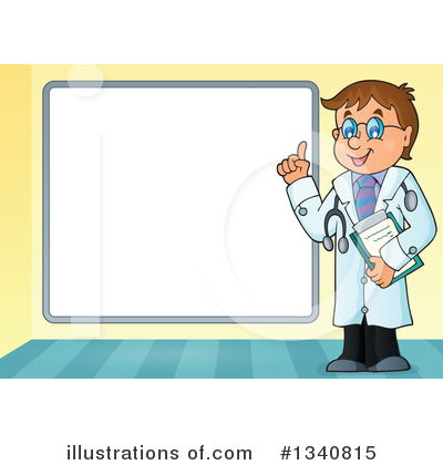 Medical Clipart #1340815 by visekart
