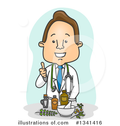 Medicine Clipart #1341416 by BNP Design Studio